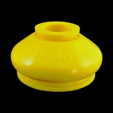 Tie Rod End Boot 13x30x22 mm yellow - type 1
