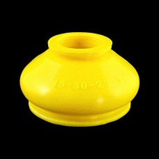 Tie Rod End Boot 15x30x23 mm yellow - type 1