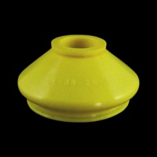 Ball Joint Boot 15x38x26 mm yellow - type 1