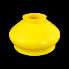 Ball Joint Boot 16x37x32 mm yellow- type 1